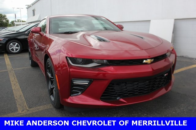 New 2018 Chevrolet Camaro SS 2D Coupe in Merrillville 00003203