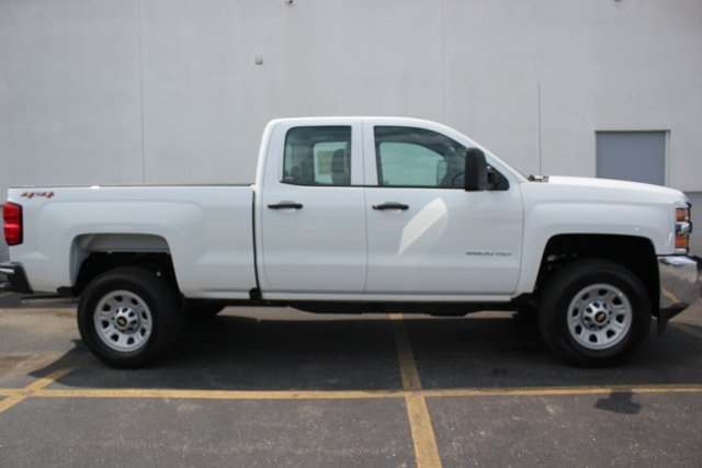 Mike Anderson Chevrolet >> New 2018 Chevrolet Silverado 2500HD Work Truck Double Cab in Merrillville #00XJ1192 | Mike ...