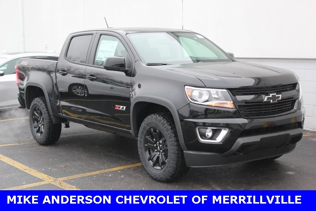 new 2017 chevrolet colorado z71 4d crew cab in merrillville 00001909 mike anderson chevy. Black Bedroom Furniture Sets. Home Design Ideas
