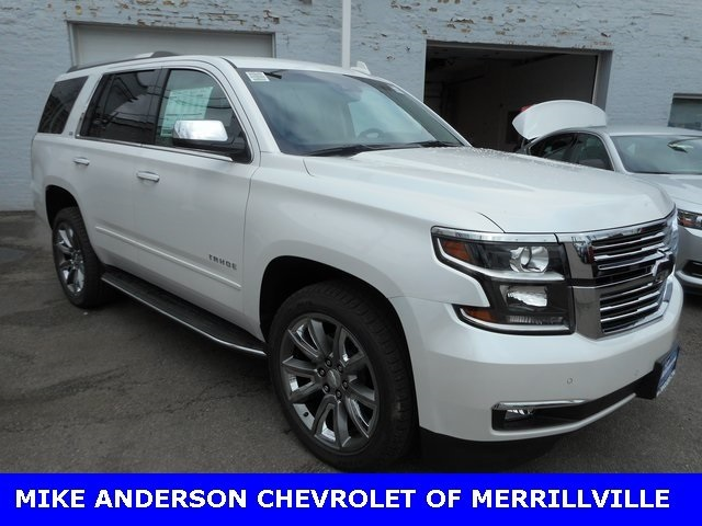 new 2017 chevrolet tahoe premier 4d sport utility in merrillville 00001910 mike anderson. Black Bedroom Furniture Sets. Home Design Ideas