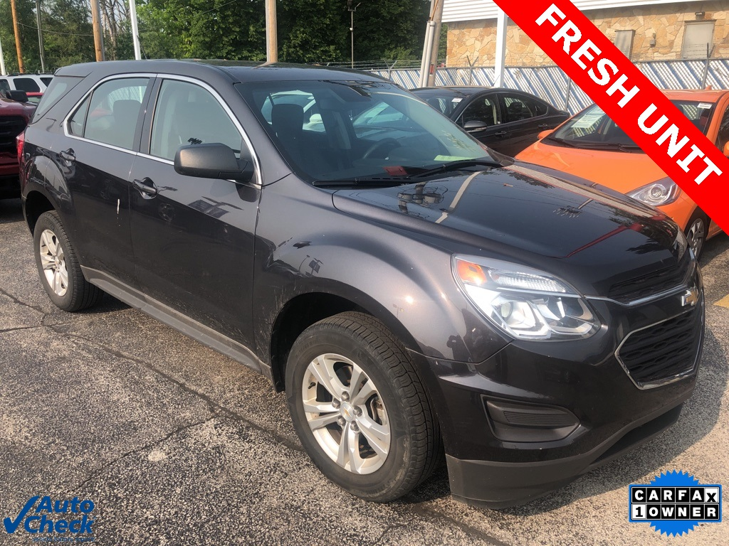 Pre Owned 2016 Chevrolet Equinox Ls