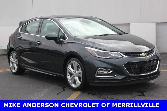 new 2017 chevrolet cruze premier 4d hatchback in merrillville 00001611 mike anderson chevy. Black Bedroom Furniture Sets. Home Design Ideas