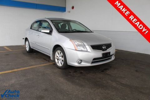Pre-Owned 2011 Nissan Sentra 2.0 SL