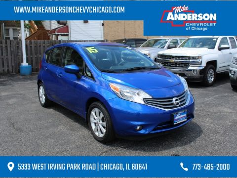 Pre-Owned 2015 Nissan Versa Note SL